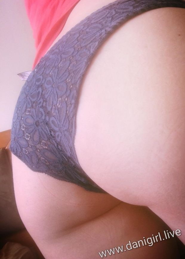 Hope you like my butt!