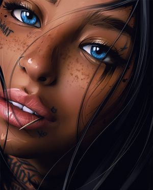 Pic - Blue eyes