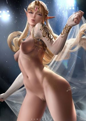 Pic - juicy zelda.
