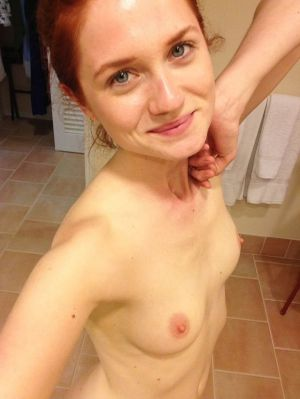 Pic - Harry potter starlet bonnie wright leaked nude images