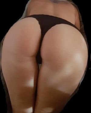 Pic - My butt