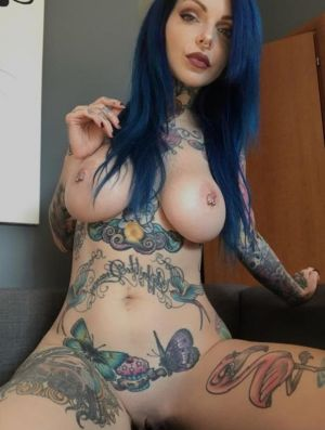 Pic - tatted queen