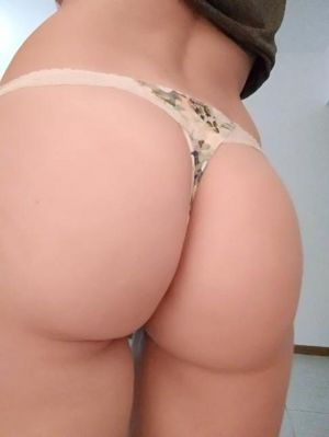 Pic - My bubble butt