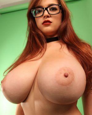 Pic - crimson head huge tits