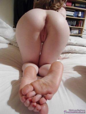 Pic - impressive butt!