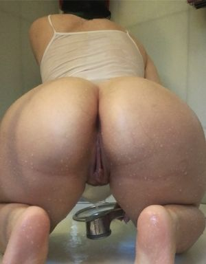 Pic - Could you nail her huge butt