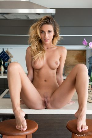 Pic - stretching on table