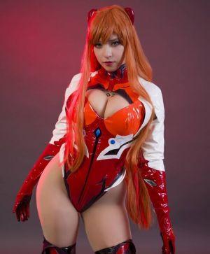 Pic - Asuka evangellion costume have fun