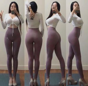 Pic - Nahna: thank god for stretched pants