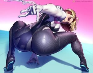 Spider Gwen Porn Gif