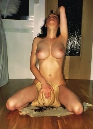 Pic - very first nudie