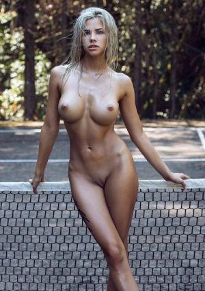 Pic - molten blond natalya krasavina aka nata lee nude outdoors