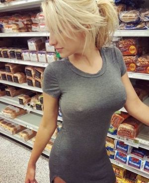 Pic - Cold nipples