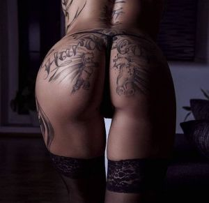 Pic - suntanned  inked