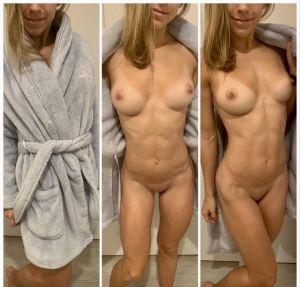 Pic - Cuntnugget- clad stripped
